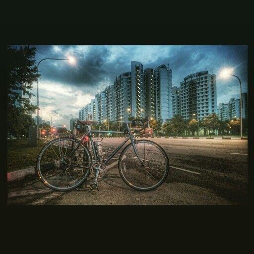 Linus libertine classic road bike