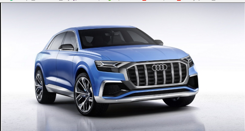 2019 Audi Q8 E Tron Redesign And Concept Audi