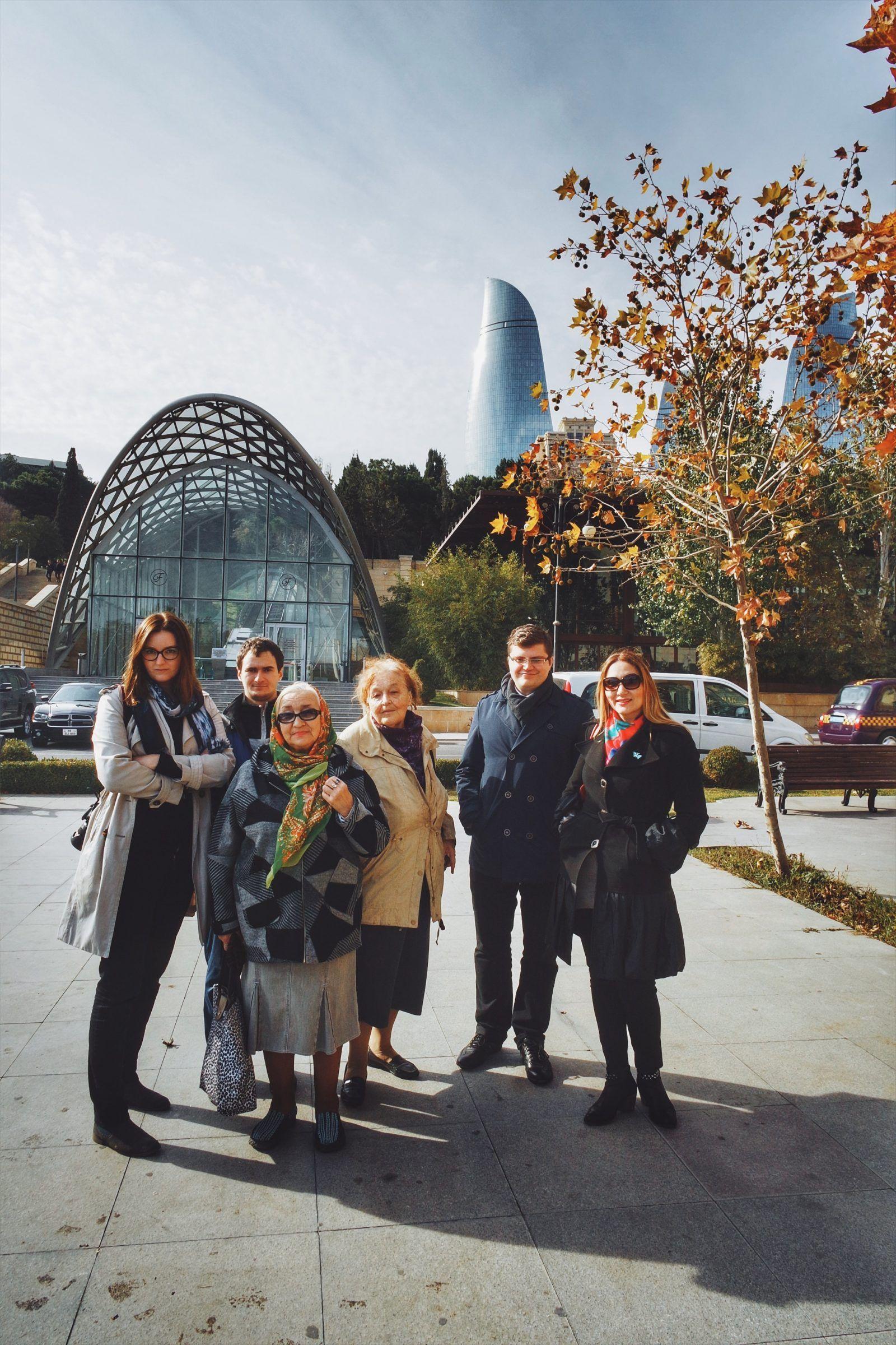 Polacy w Baku. Cząstka polskiej historii w Azerbejdżanie