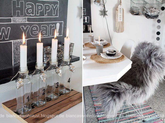 Weihnachten biancas wohnlust advent for Tischdeko weihnachten ideen