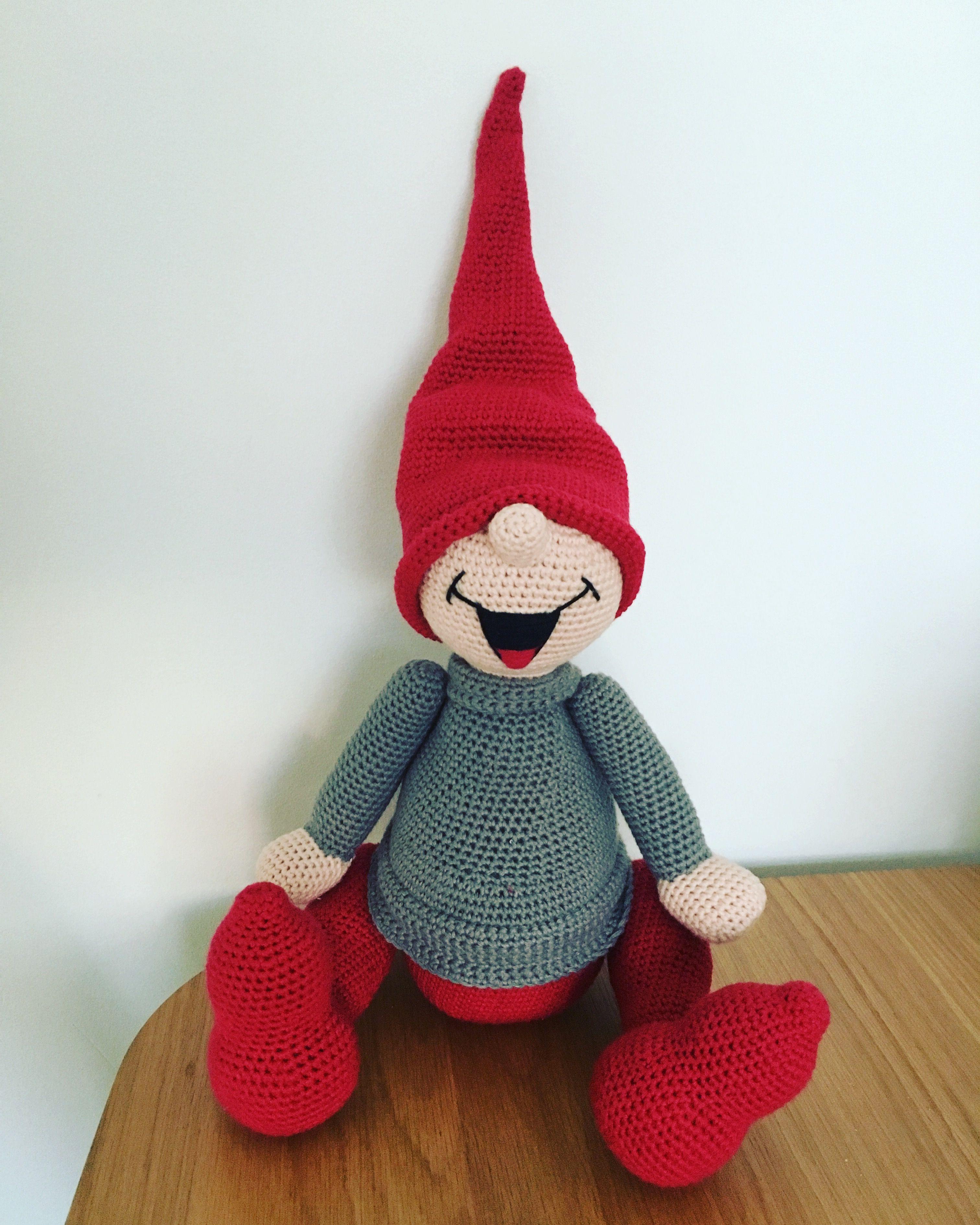 Pin von Jitka Bučková auf hračky | Pinterest | Wichtel, Weihnachten ...