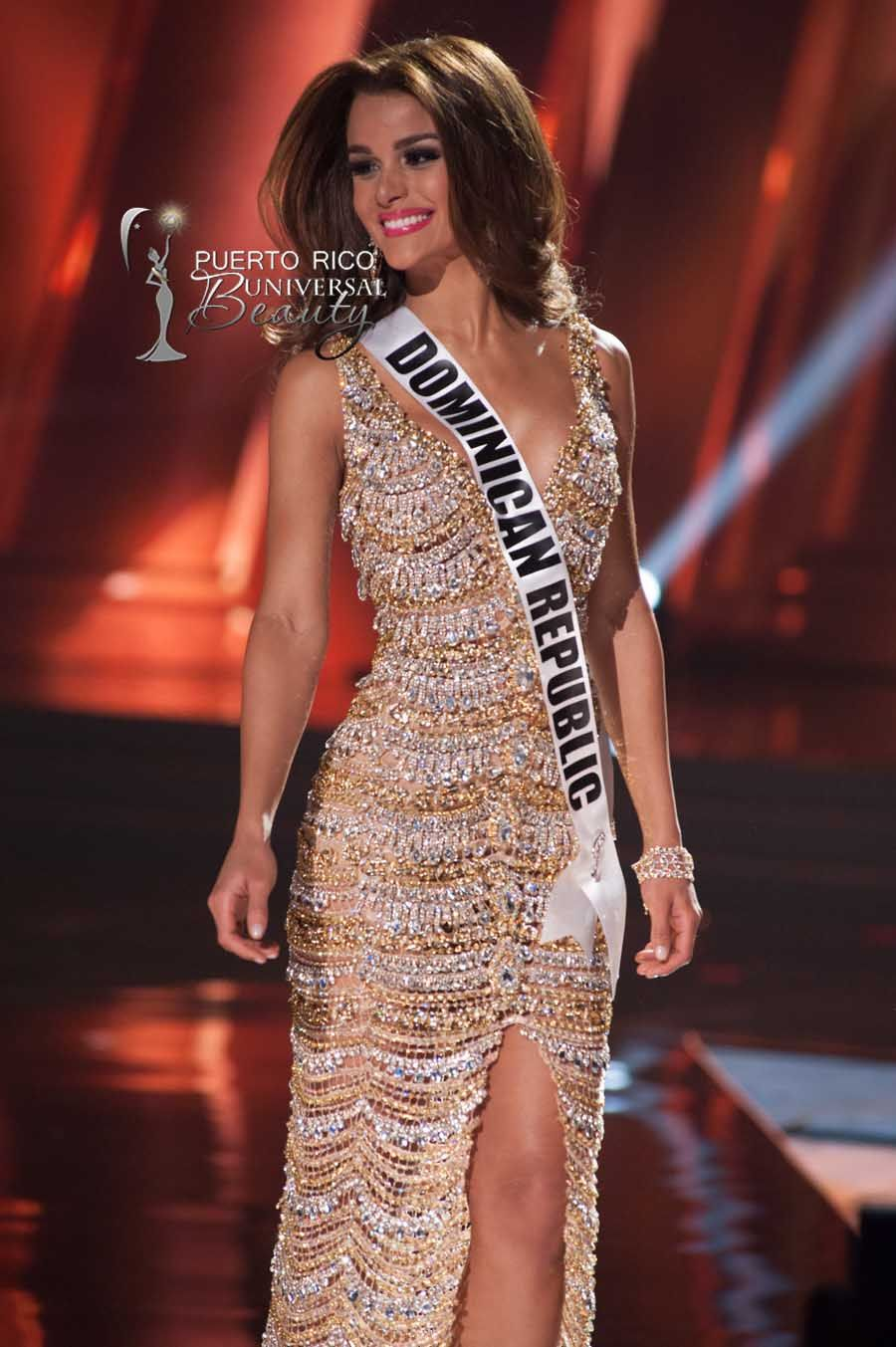 MISS UNIVERSE 2015 :: PRELIMINARY EVENING GOWN COMPETITION ...