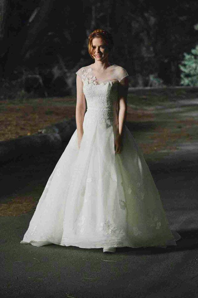 Bridal style! Los mejores vestidos de novia de nuestras series y ...