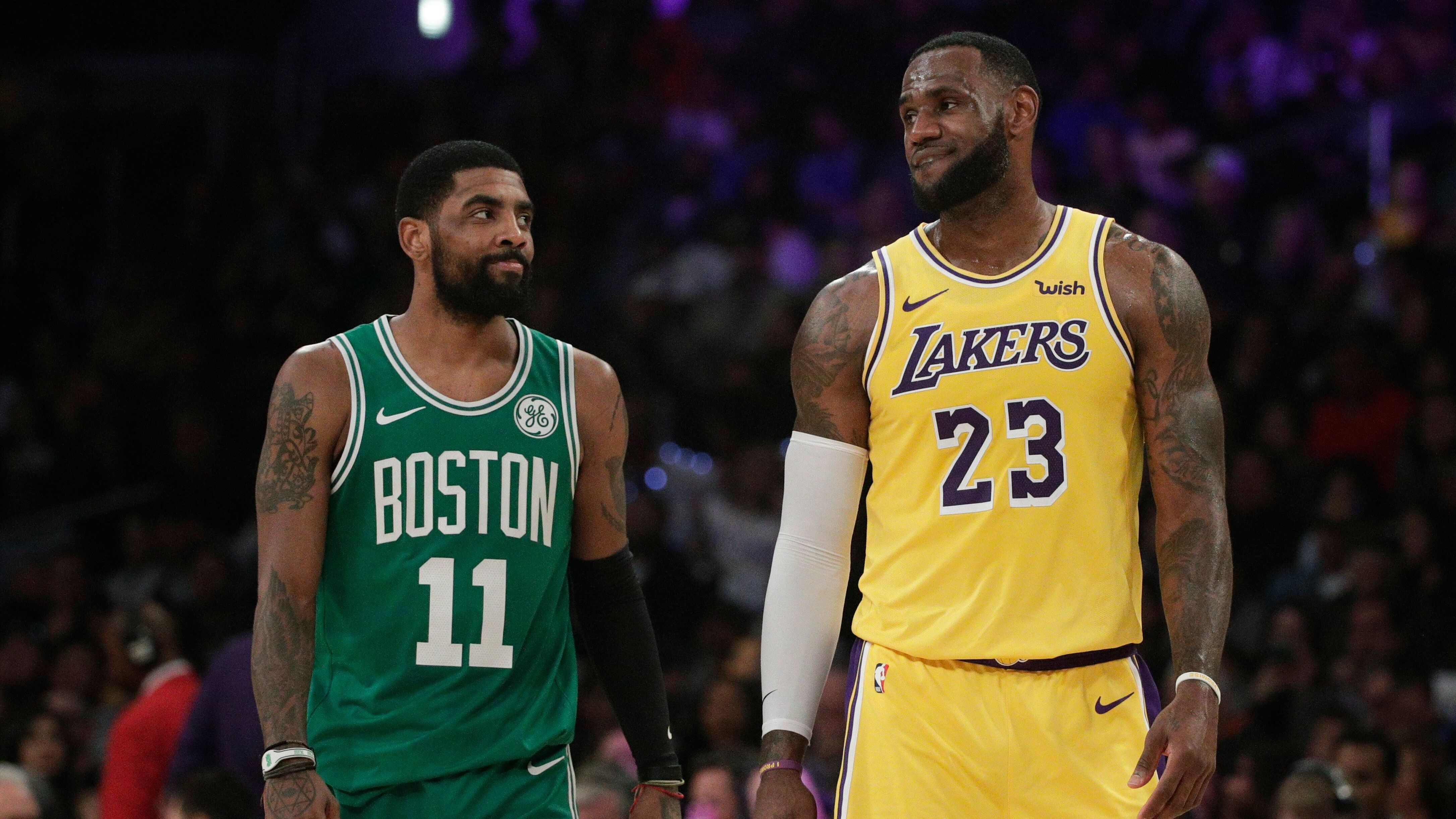 NBA news LA Lakers could go to battle without LeBron