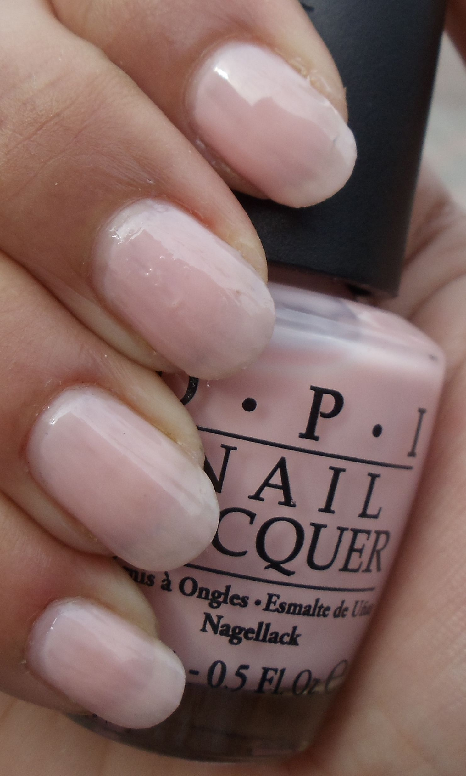 O.P.I \'Privacy Please\' | Nail Polish Swatch Gallery | Pinterest