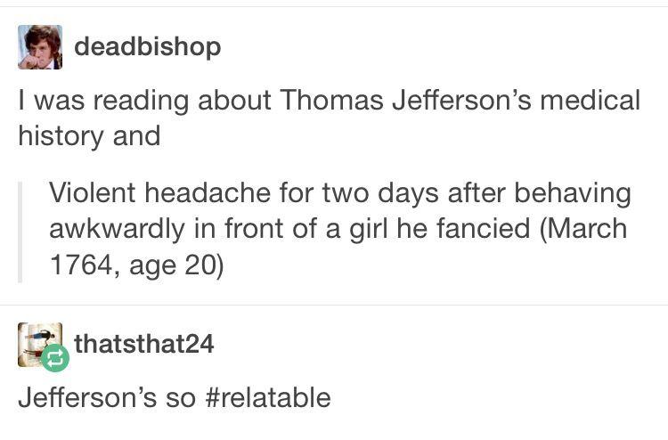 I'm Jefferson