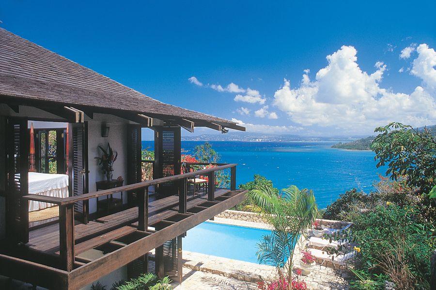 A #villa escape straight out of a postcard! #Jamaica