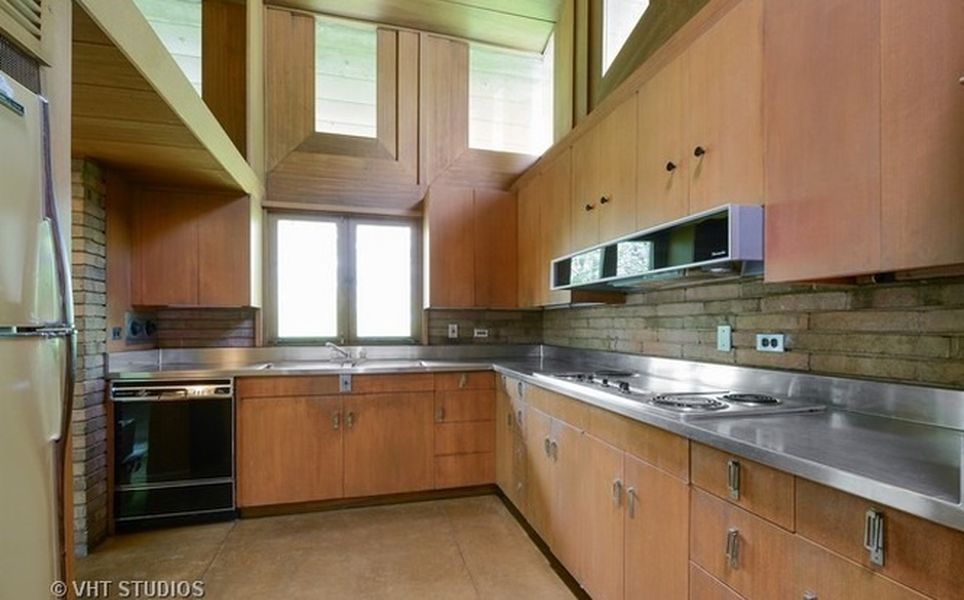 Rare Frank Lloyd Wright Home In Barrington Hills Finds Buyer   Curbed  Chicago