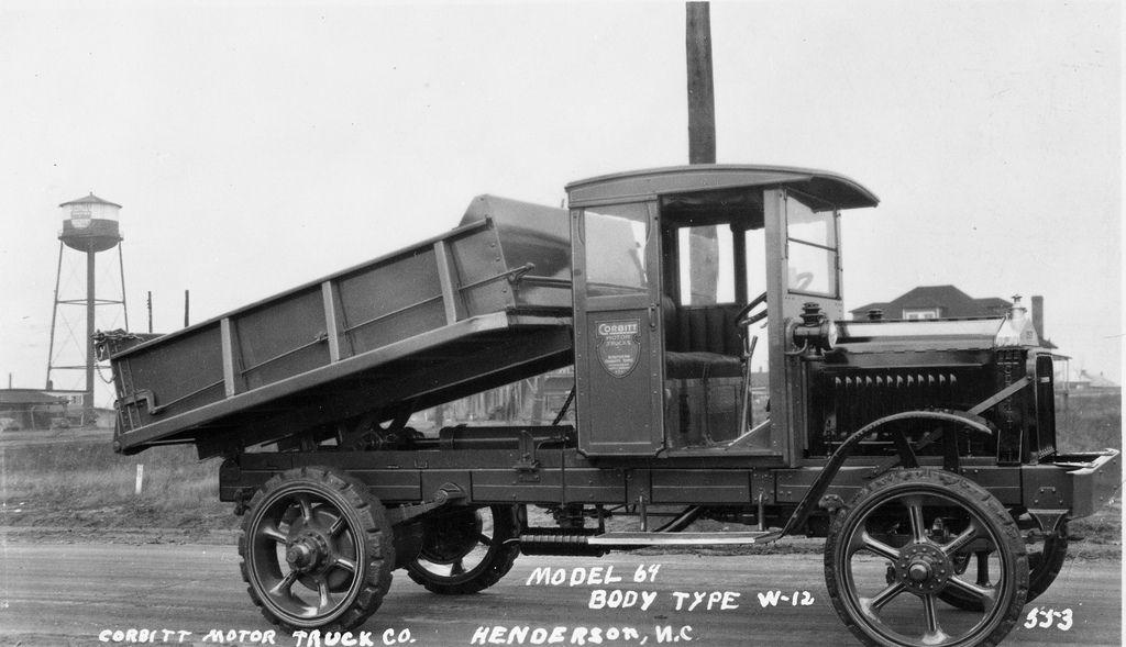 N_80_3_85 Corbitt Truck Model 64body type W12 Trucks