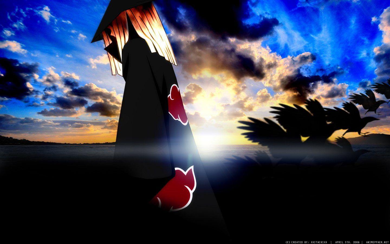 Deidara From Naruto Wallpaper Anime Naruto Itachi Uchiha 720p