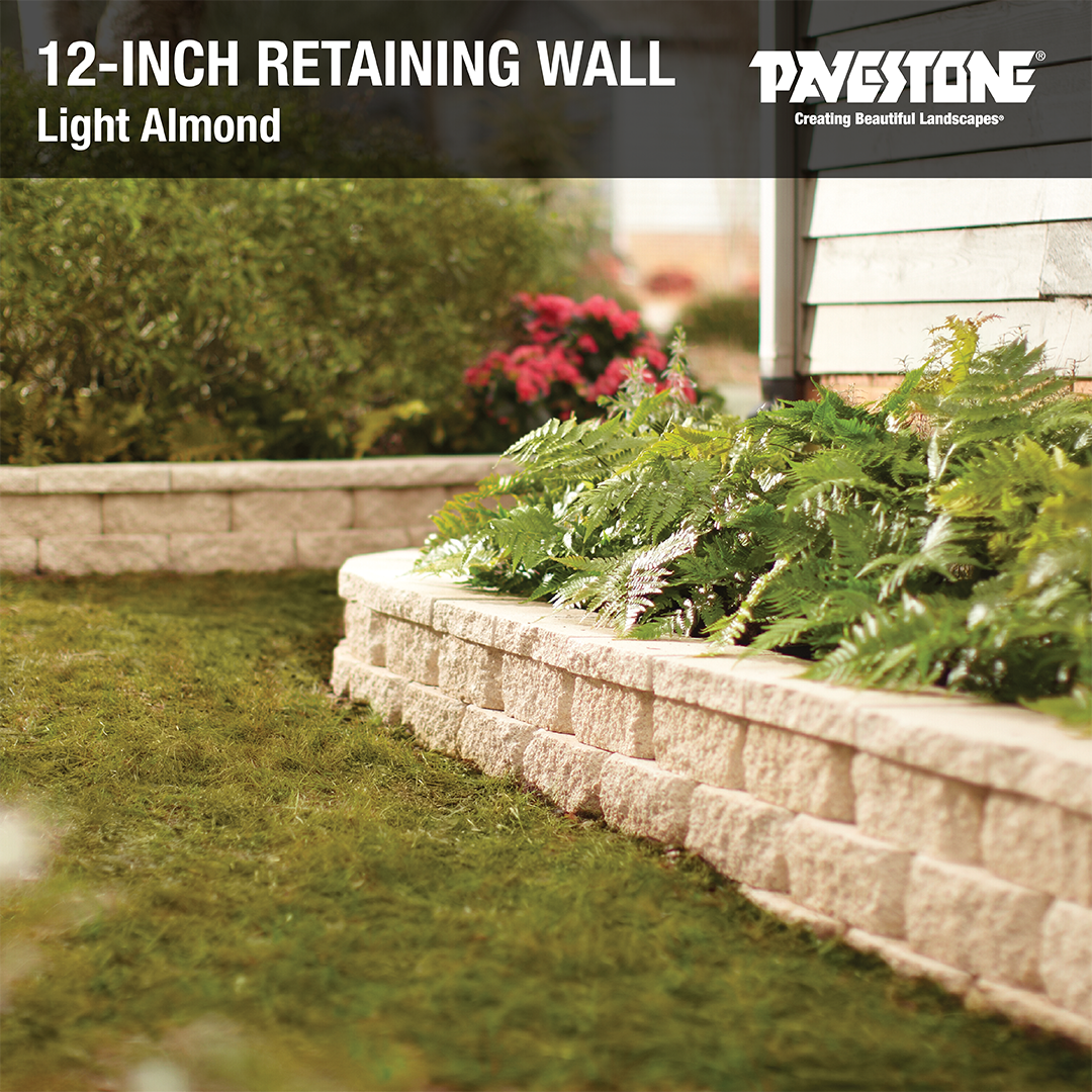 Environmentally Friendly And Attractive These Retaining Walls Flow Naturally With Your Lan Concrete Retaining Walls Landscaping Retaining Walls Retaining Wall