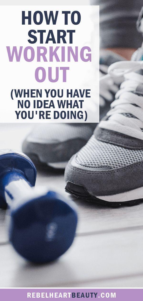 Wie fange ich an, für Anfänger zu trainieren? Ich weiß nicht, wo ich anfangen soll ... - #anfangen #...