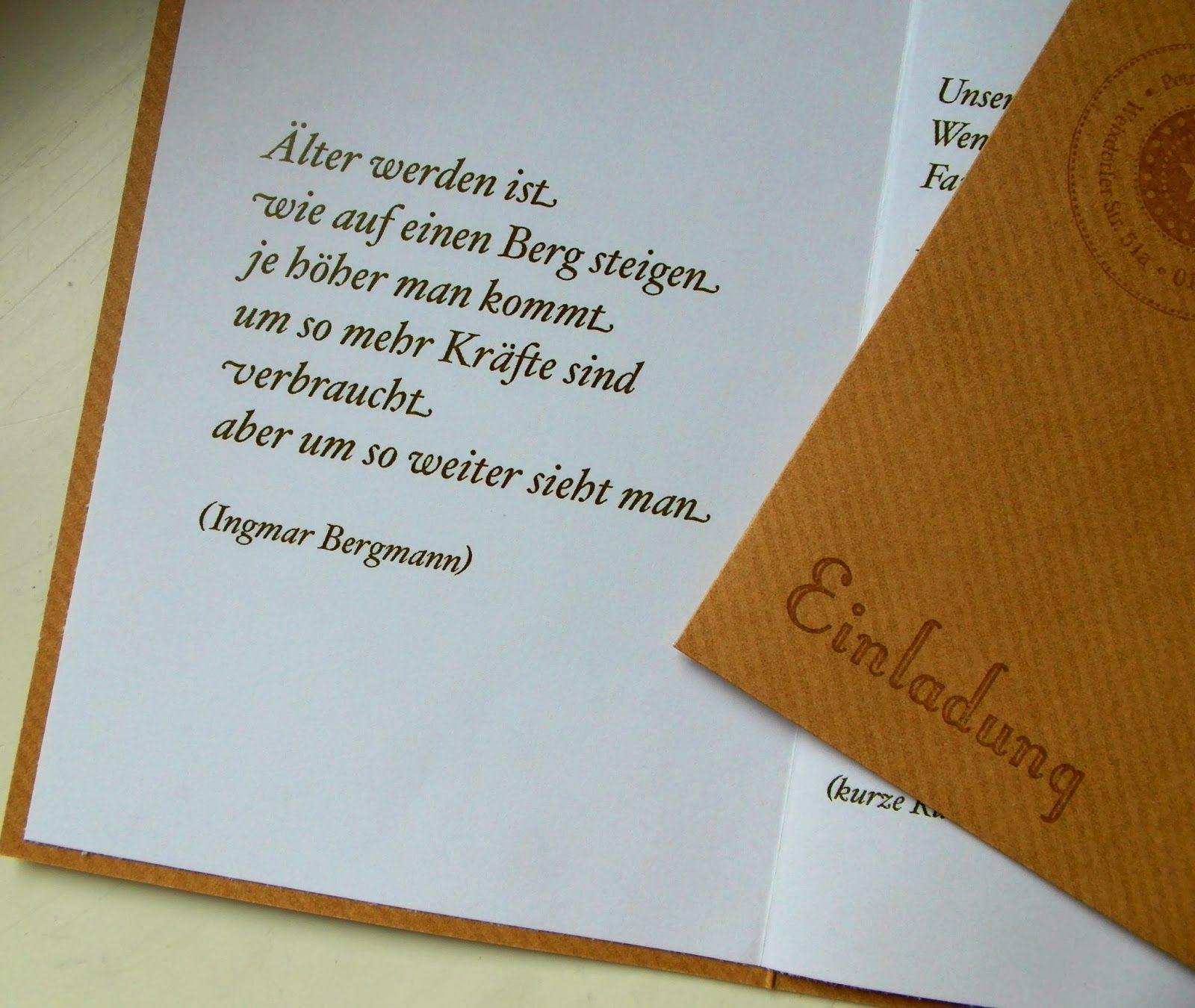 Schoner Spruch Geburtstagskarte Zitate Geburtstagskarten