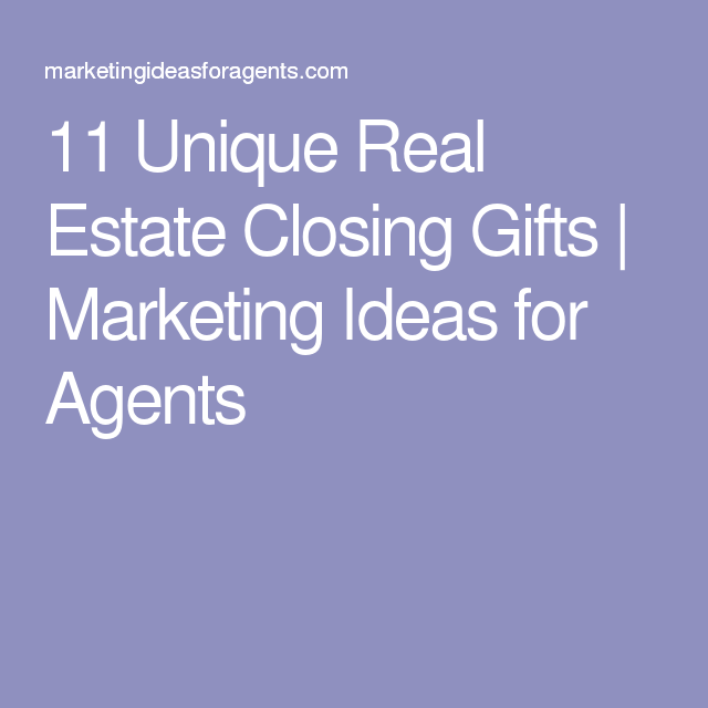 real estate marketing ideas pdf