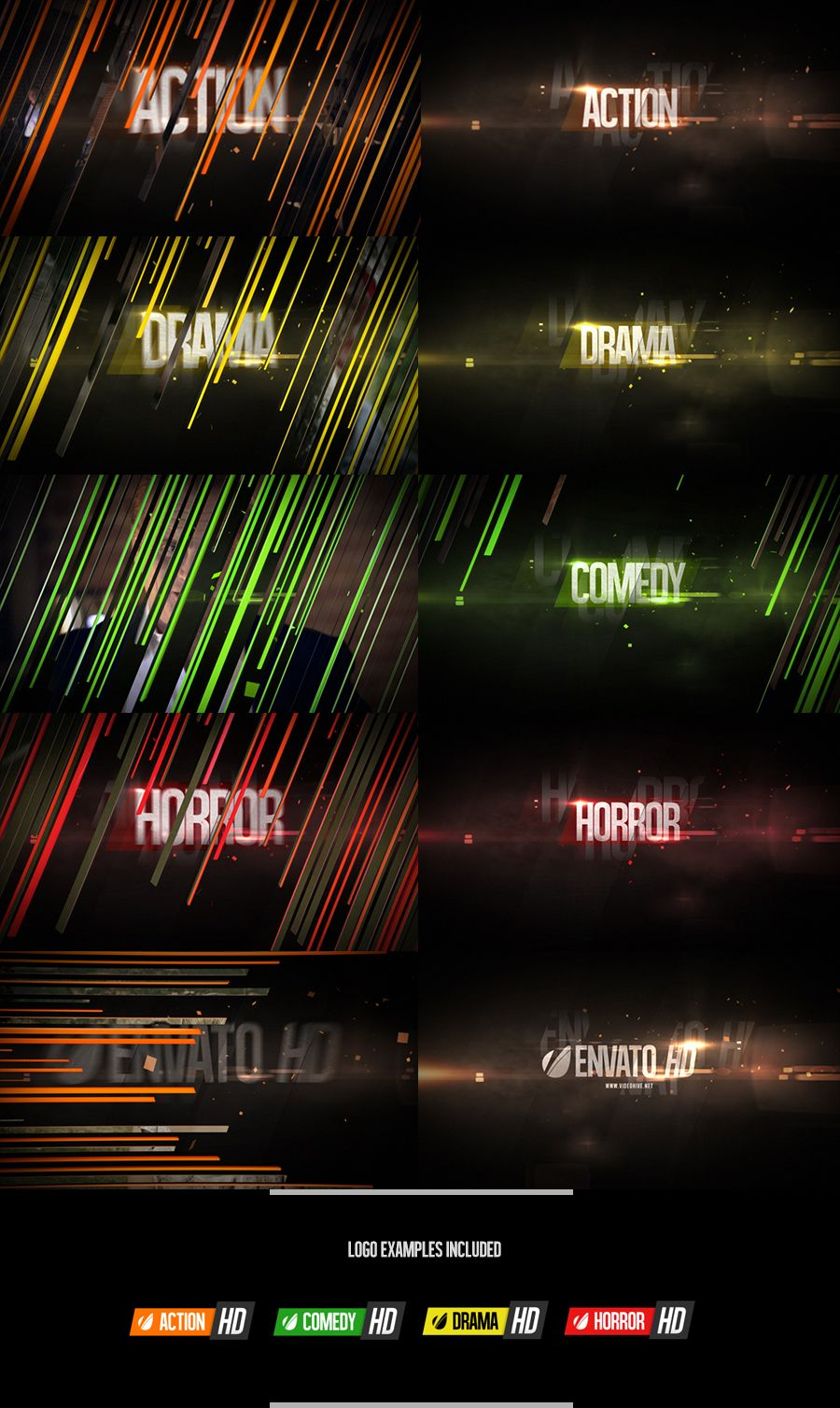 Broadcast Promo by framestore VideoHive Motion