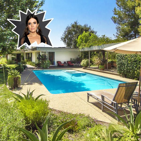 Mandy Moore's New Home Is A Mid-Century Dream - Mandy Moore's New Home Is A Mid-Century Dream - Photos