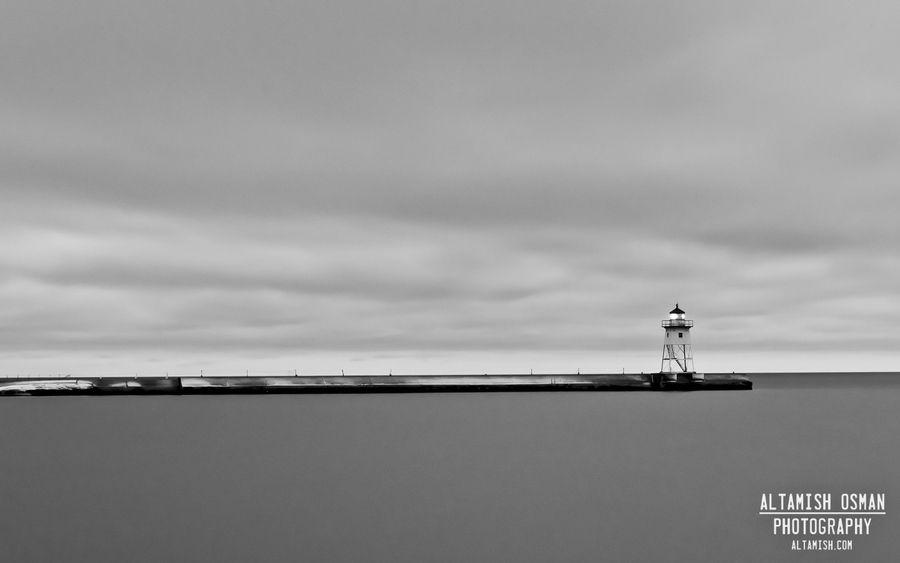 Grand Marais Lighthouse by Altamish , via 500px