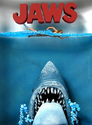 Jaws... I can't help myself but watch it! 1975