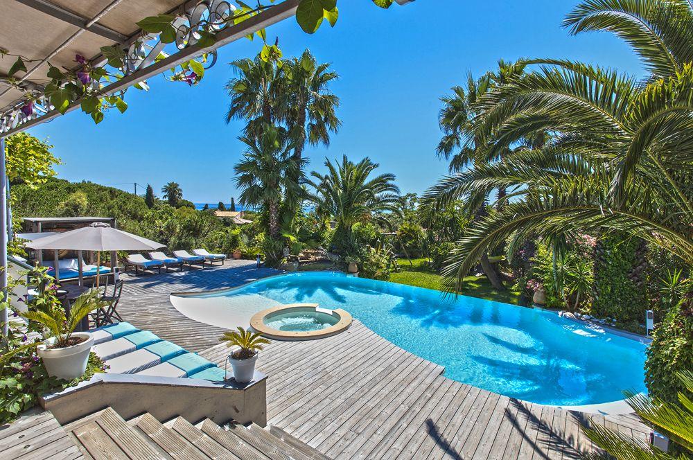 Magnifique villa avec piscine