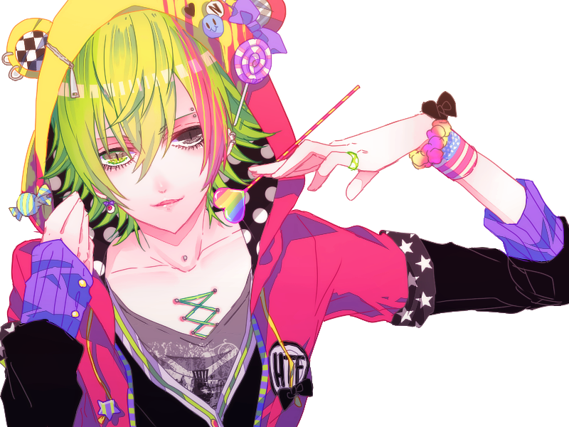 Anime Render Carol by on