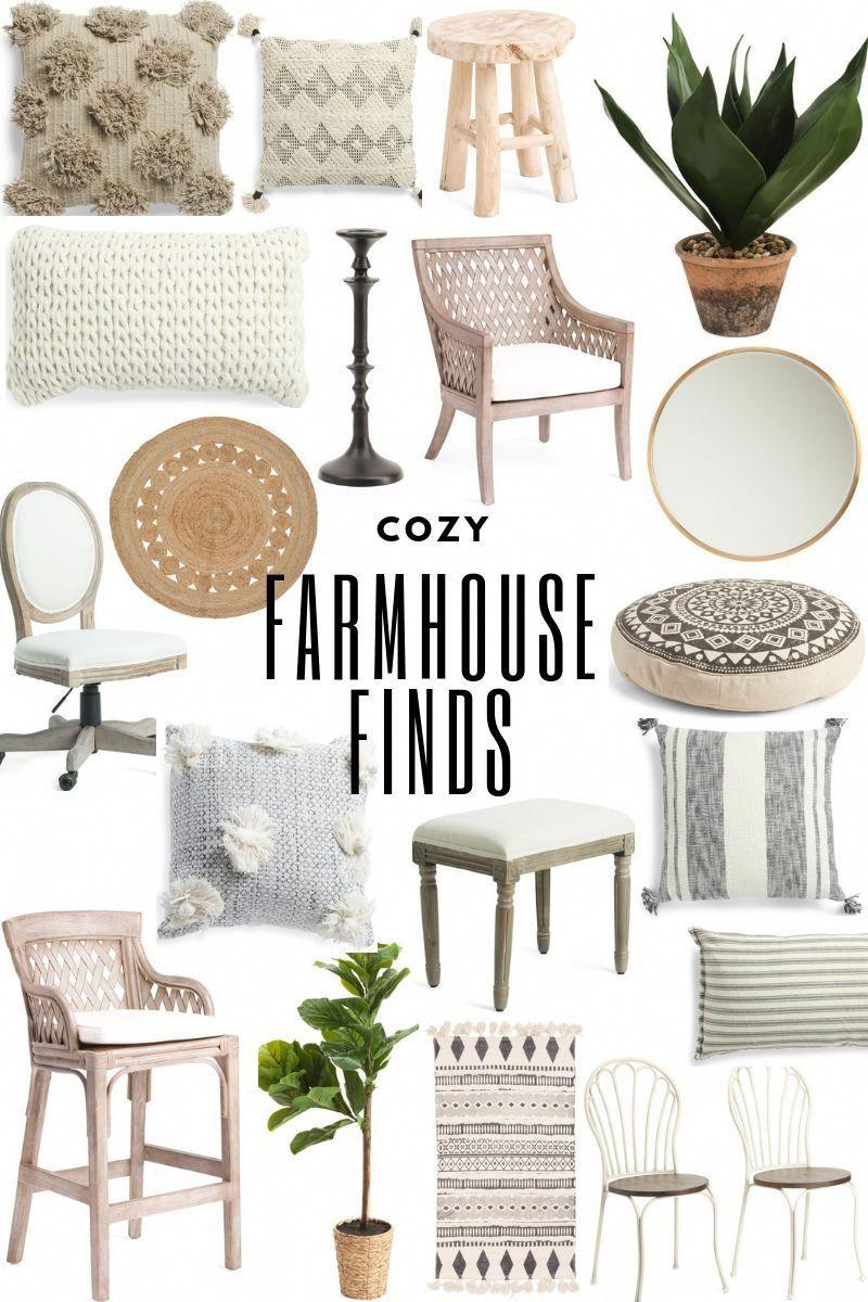 Cozy Spring Farmhouse Decor