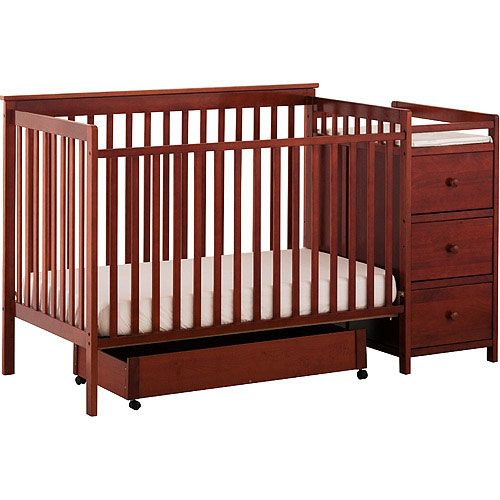 15 Fascinating Cribs With Attached Changing Table Pic Crib And Changing Table Combo Cribs Baby Cribs