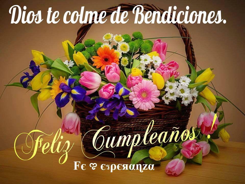 Felicidades Feliz Cumpleaños Feliz Cumpleaños