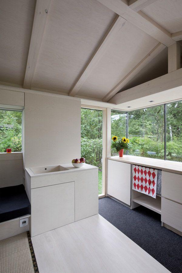 finlandesa-1 | Tiny houses | Pinterest | Casa de Campo, De campo y Campo