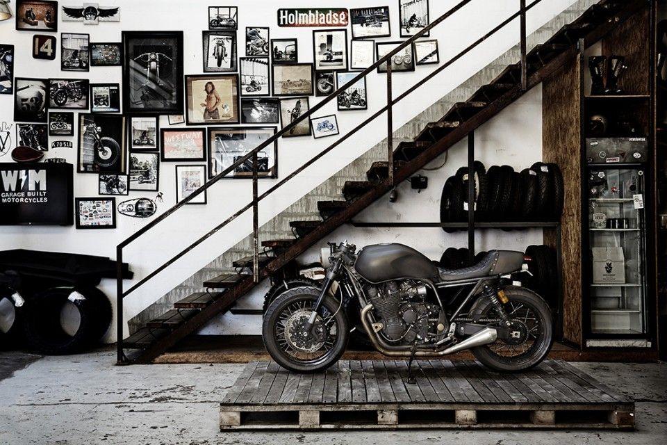 Denim Visual Merchandising Garage Built And Made To Last