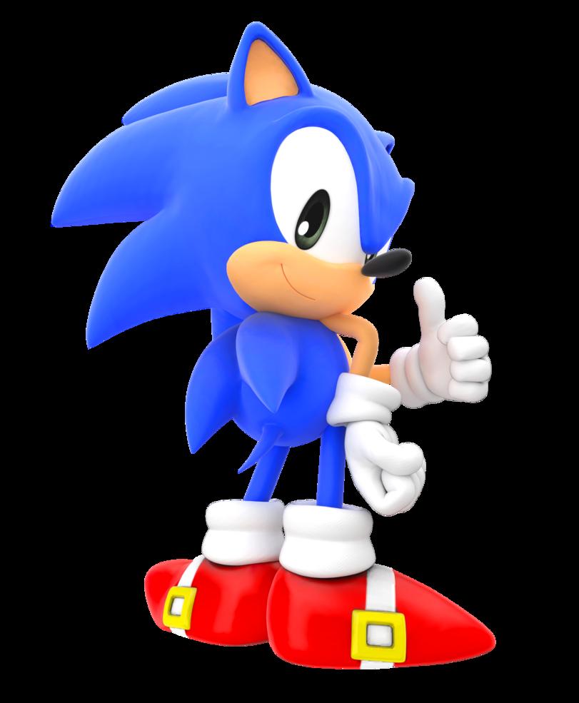 Classic Sonic Advance Pose By Finnakira On Deviantart Sonic Classic Sonic Sonic Party