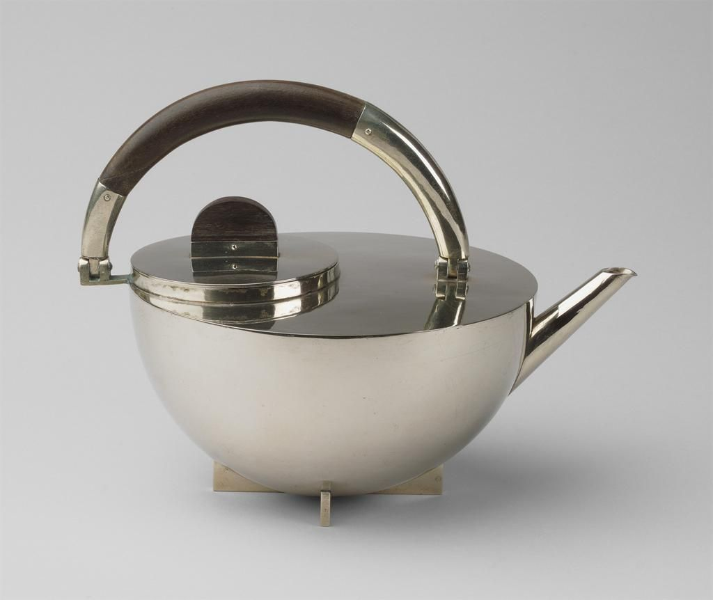 Th i re de marianne brandt 1924 bauhaus formes for Berlin produktdesign