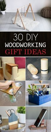 Photo of 30 Awesome DIY Woodworking Gift Ideas → #crafts #DIY #Projects #woodworking be…