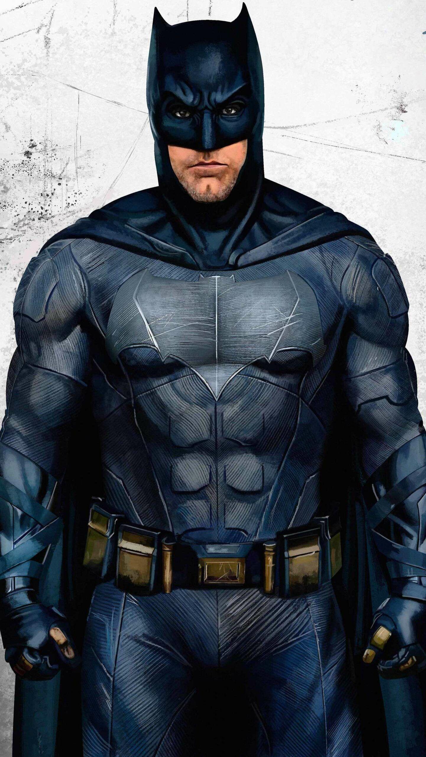 The Batman Ben Affleck Wallpaper In 2020 Batman Wallpaper Iphone Batman Wallpaper Batman