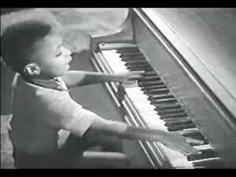 """From movie """"No Leave No Love"""" 1946  Frank """"Sugarchile"""" Robinson  SUGAR CHILE…"""