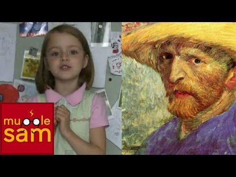 Vincent Van Gogh Interview By 6 Year Old Sophia Sophia Bella