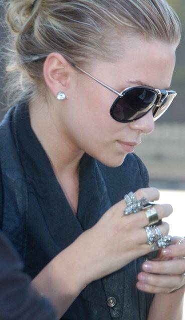 ashley olsen rings