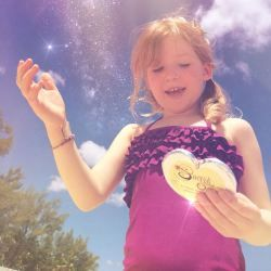 Ellie Chakra from WildGoods and other KIDS are saying: THE MORE BEAUTIFUL WORLD our hearts know is possible! http://wp.me/pKyYd-hN #SacredChocolate