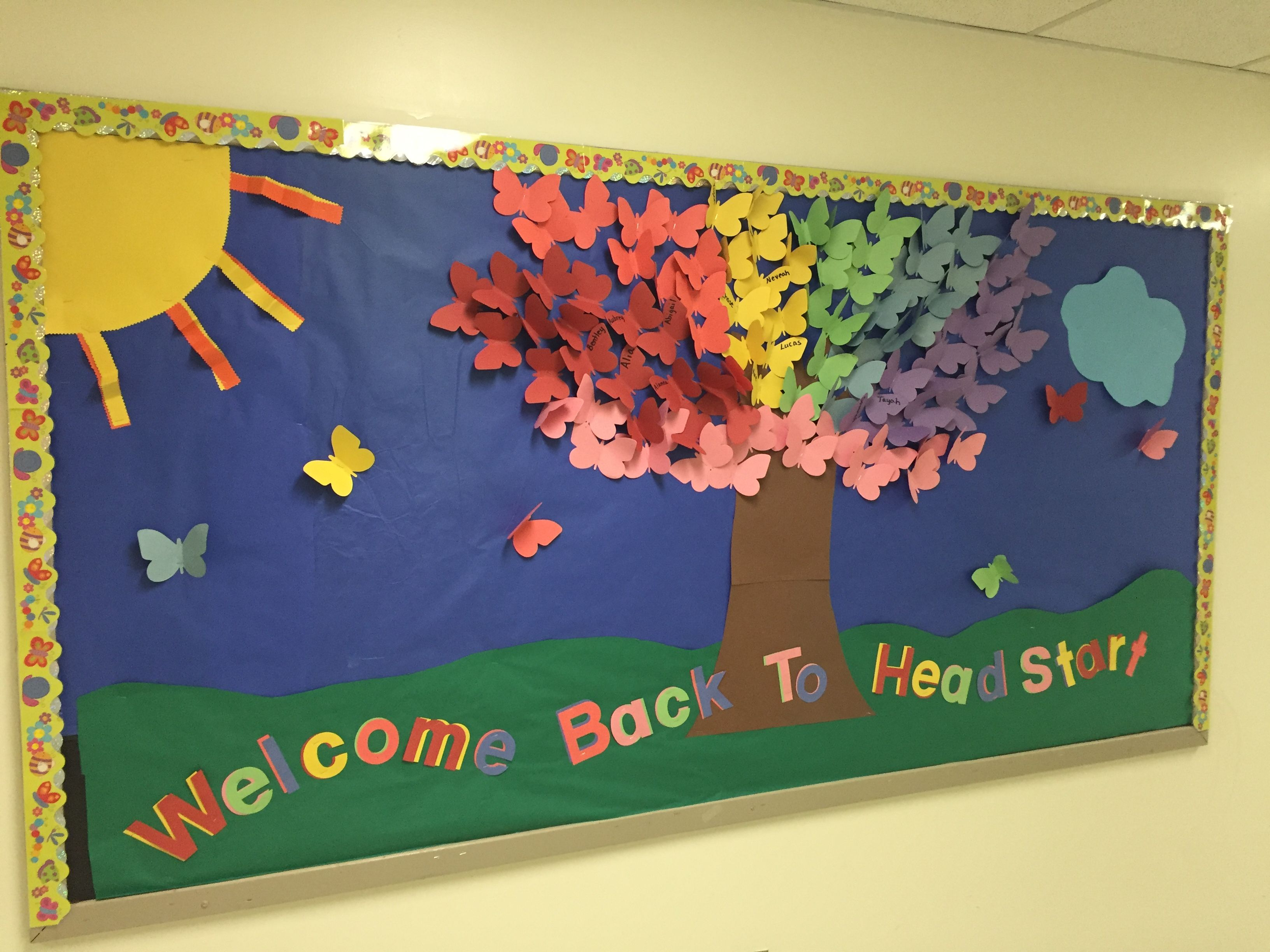 Pin By Abby Buckley On Bulletin Boards Preschool Classroom Decor