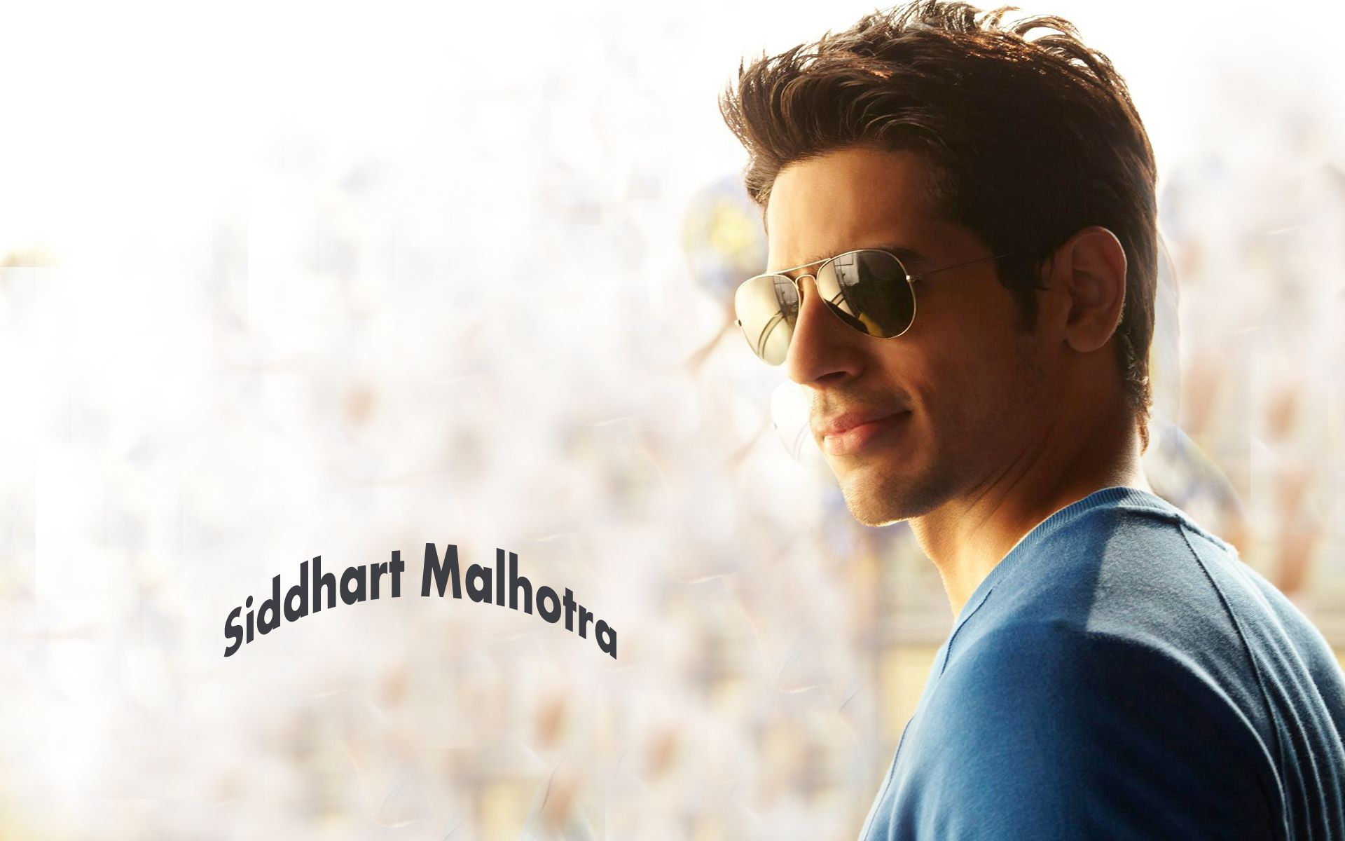 Bollywood Actors Walpaper In 2080p: Dashing Siddharth Malhotra Bollywood Actor HD Wallpapers
