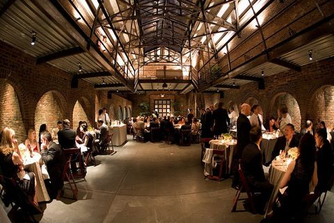 The Foundry In Long Island City A Favorite Local Wedding Venue