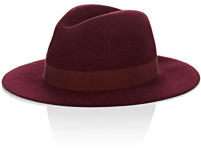 164763f91b770 Barneys New York WOMEN S WOOL FELT FEDORA