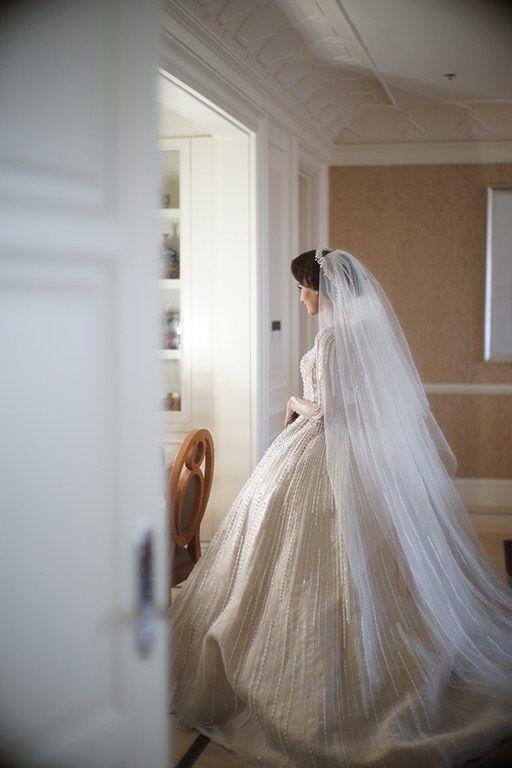 Pernikahan Qorina dan Rifky di Jakarta