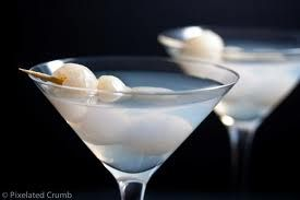 lychee martini #lycheemartini
