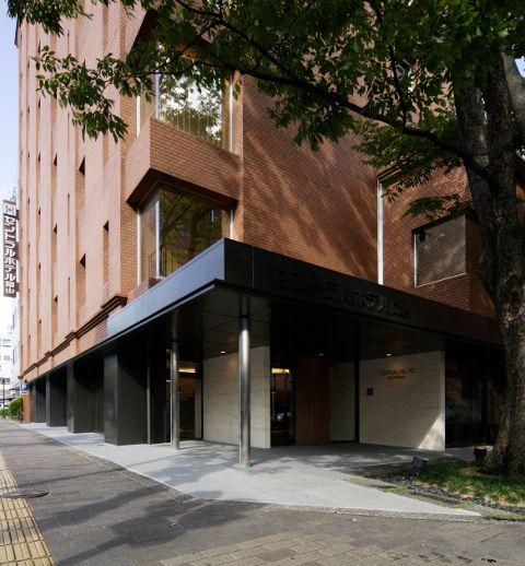 CentralHotelOkayama|セントラルホテル岡山
