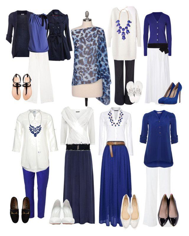 """Blue Lagoon Haute Hijab"" by dmwafa ❤ liked on Polyvore featuring MANGO, Splendid, Strenesse Blue, A Wear, Wallis, WalG, Enza Costa, Vero Moda, Donna Karan and Acne Studios"