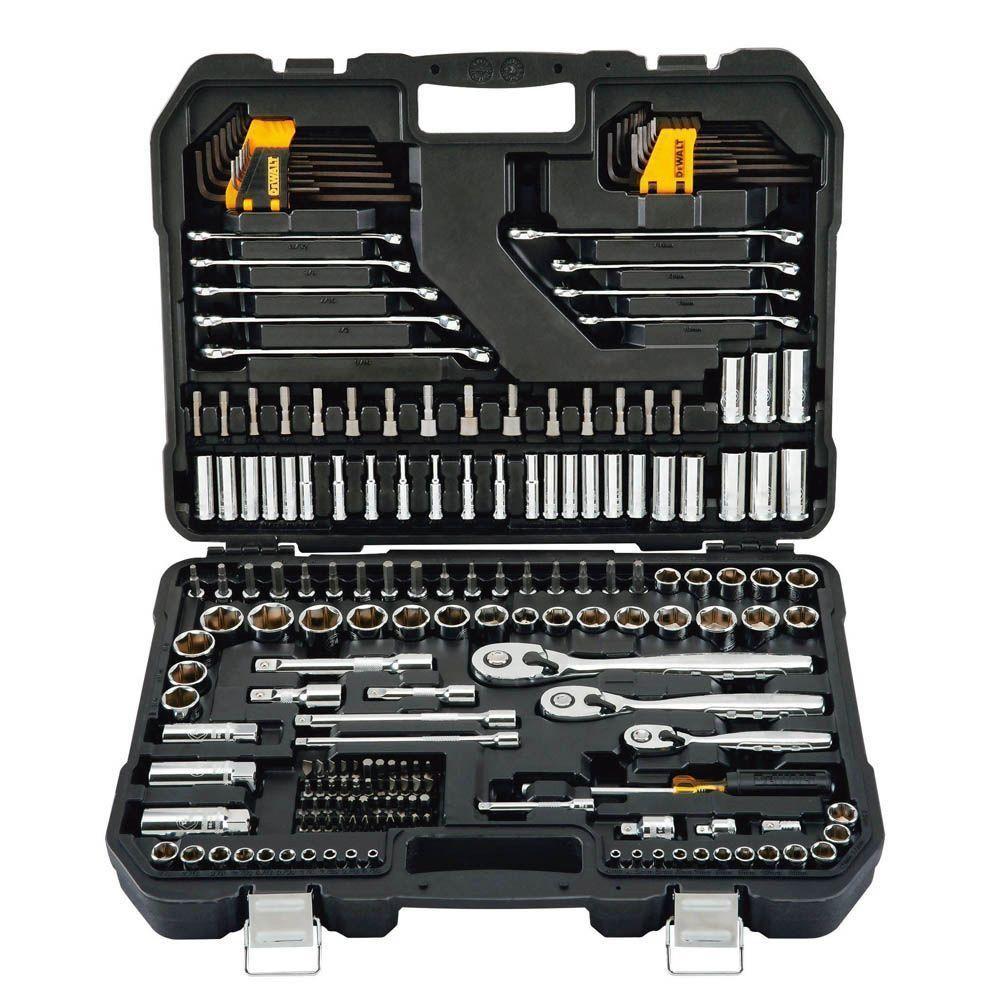 Mechanics Tool Set 200 Piece Craftsmantools Mechanics Tool Set Mechanic Tools Mobile Tool Box