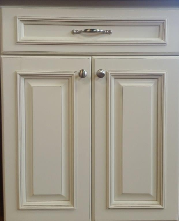 EX Ivory   Stock kitchen cabinets, Cabinet door styles ...
