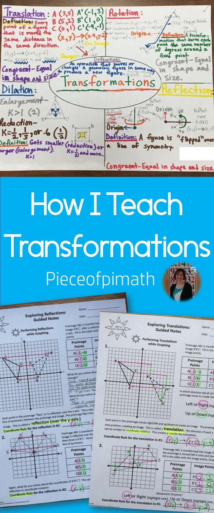 Classroom Ideas, hands-on activities. Pieceofpimath.com | school ...