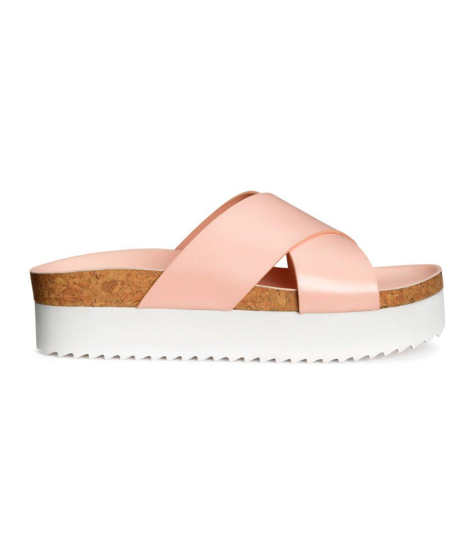 Sandals Starting Platform Pink At Buy amp;m Women's H wqCA1X