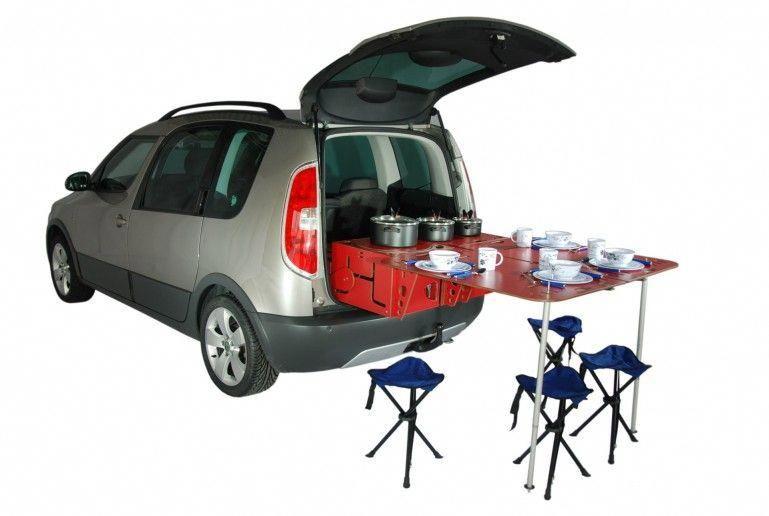 Car Camping Setup Tent Small Cars Camping Box Car Camping